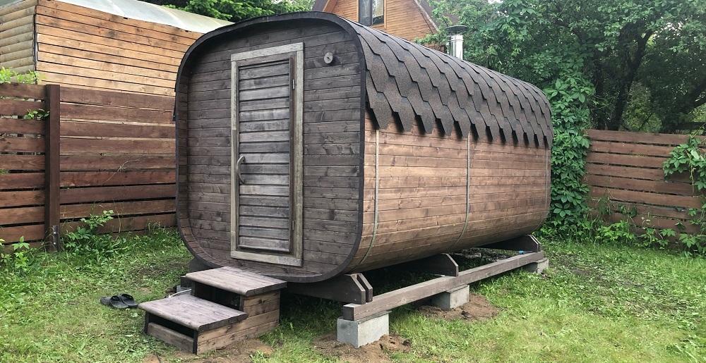 Перевозная мобильная баня Козельск